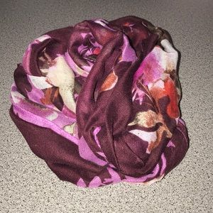 Accessories - New floral scarf
